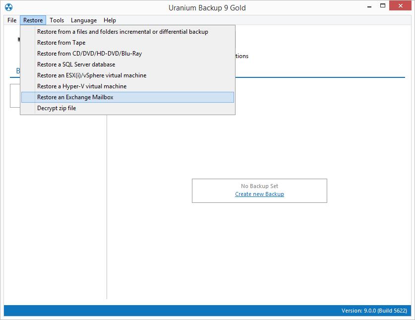 2. Cómo restaurar un buzón de correo electrónico de microsoft exchange
